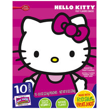 Betty Crocker Hello Kitty Fruit Flavored Snacks