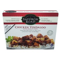Saffron Road Chicken Vindaloo with Basmati Rice