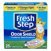 Fresh Step Scoop Cat Litter