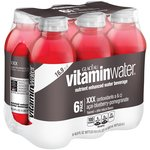 Glaceau Vitaminwater XXX Acai-Blueberry-Pomegranate Nutrient Enhanced Water Beverage