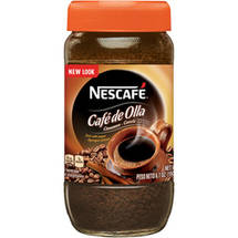 Nescafe Cafe de Olla Cinnamon Instant Coffee