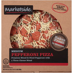 Marketside 12 Inch Pepperoni Traditional Crust Pizza