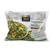 365 Frozen Vegetable Medley No Salt Added
