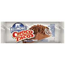 Klondike Choco Taco Single Serve Novelty