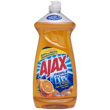 Ajax Triple Action Orange Dish Liquid/Hand Soap