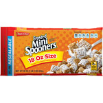 Malt-O-Meal Mini Spooners Frosted Whole Grain Wheat Cereal