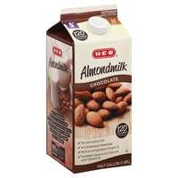 H-E-B Chocolate Almond Milk