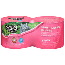 Special Kitty Super Supper Dinner Cat Food