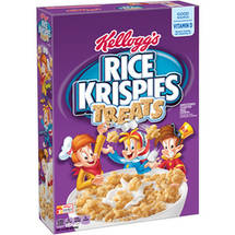 Kellogg's Rice Krispies Treats Cereal