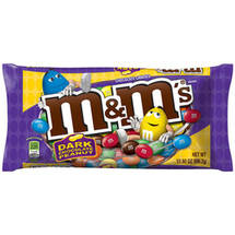 M&Ms Dark Chocolate Peanut