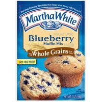 Martha White Muffin Mix, Blueberry