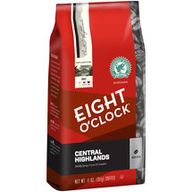 Eight O'Clock Coffee Central Highlands Whole Bean Coffee