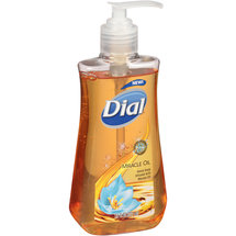 Dial Miracle Oil Hand Soap