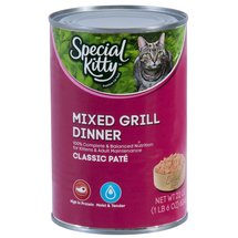 Special Kitty Mixed Grill Cat Food