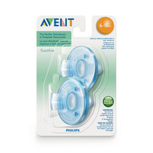 Philips Avent Soothie Pacifier Pink or Blue