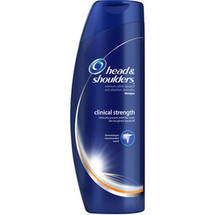 Head & Shoulders Clinical Strength Dandruff Shampoo