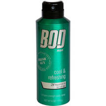 BOD Man Fresh Guy Cologne Strength Body Spray