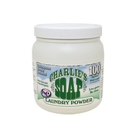 Charlie's Soap HE Powder Laundry Detergent
