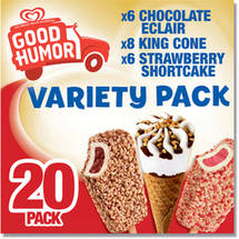 Good Humor Variety Pack Ice Cream Cones