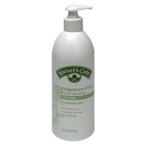 Nature's Gate Lotion Fragrance Free