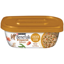 Beneful Prepared Meals Chicken Stew Dog Food Wet