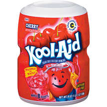 Kool-Aid Cherry Flavored Drink Mix