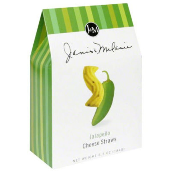 J&M Jalapeno Cheese Straws