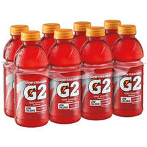 Gatorade G2 Low Calorie Fruit Punch Sports Drink 8 Ct/160 Fl Oz
