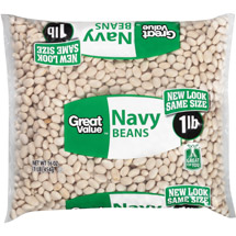 Great Value Dried Navy Beans