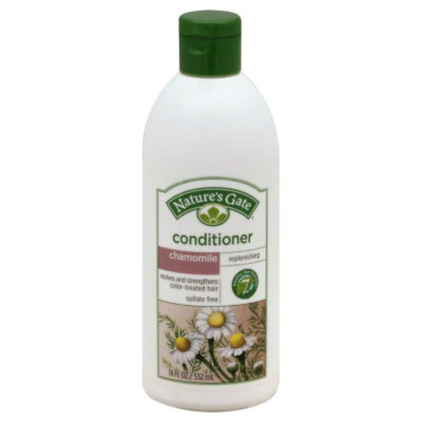 Nature's Gate Vegan Conditioner Replenishing Chamomile + Mimosa Bark