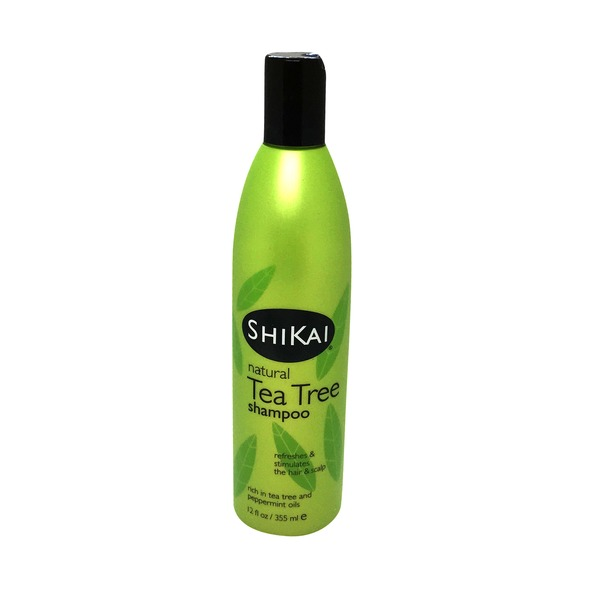 ShiKai Shampoo, Natural Tea Tree