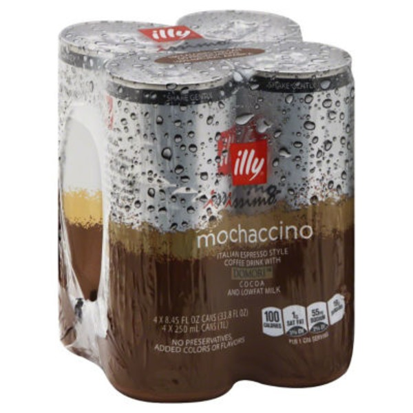 Illy Mochaccino Coffee Drink