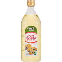 Great Value Light Tasting Olive Oil