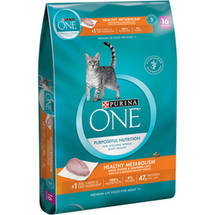 Purina ONE SmartBlend Healthy Metabolism Cat Food