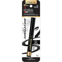 L'Oreal Paris Infallible Smokissime Never Fail Eyeliner 701 Black Smoke