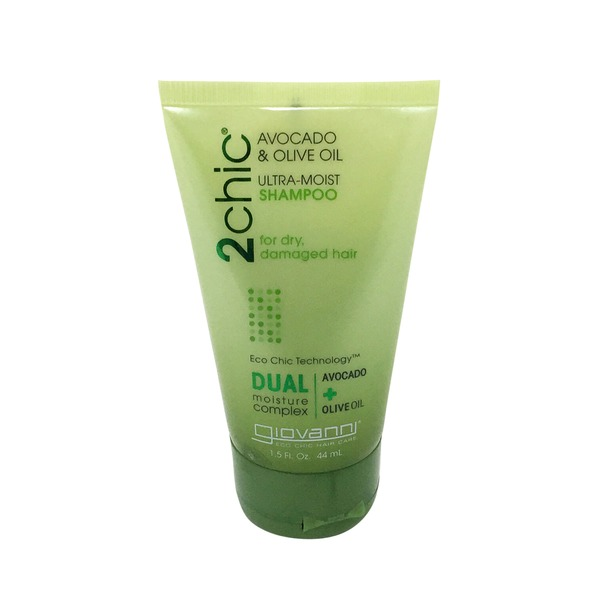 Giovanni 2chic Avocado & Olive Oil Shampoo Travel Size