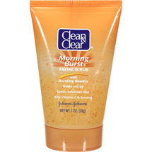 Clean & Clear Morning Burst Facial Scrub with Bursting Beads