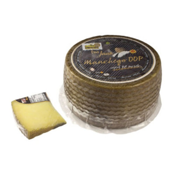 Don Juan Aged 12 Months Sheep's Milk Cheese Wedge