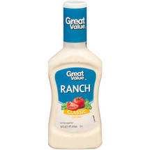Great Value Ranch Dressing
