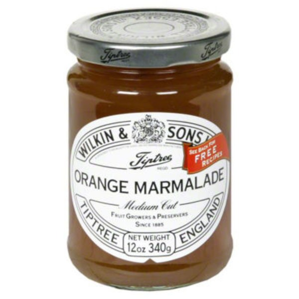 Wilkin & Sons Orange Medium Cut Marmalade