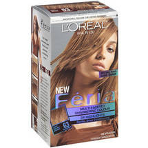 L'Oreal Paris Feria Haircolor Sparling Amber 63