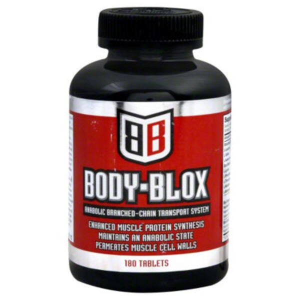 Body Blox Anabolic Branched Chain Transport System