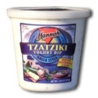 Hannah's Tzatziki Greek Yogurt Dip