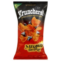 Krunchers! Kettle Cooked Mesquite Bar-B-Que Potato Chips
