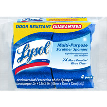 Lysol Multi Purpose Scrubber Sponges