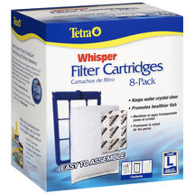 Tetra Whisper Large Filter Cartridges
