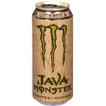 Monster Loca Moca Java Monster