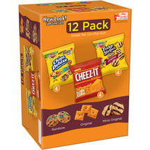 Keebler Mini Cookies/Cheez-It Crackers Variety Pack