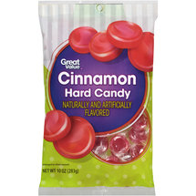 Great Value Cinnamon Hard Candy