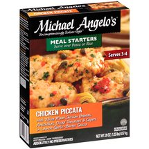 Michael Angelo's Chicken Piccata Frozen Dinner